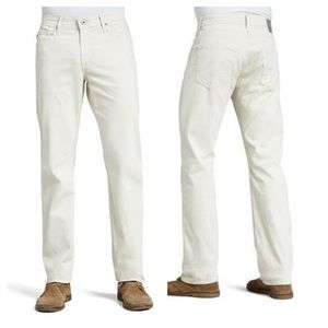 AG Jeans Protege Straight Sud Bone 36 x 31 Stretch